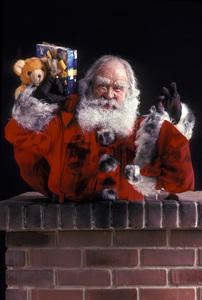 """Christmas Category""Santa Claus1977 © 1978 Sid Avery - Image 3848_0066"