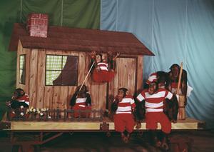 Ringling Bros. Circuscirca 1965 © 1978 Wallace Seawell - Image 3849_0040