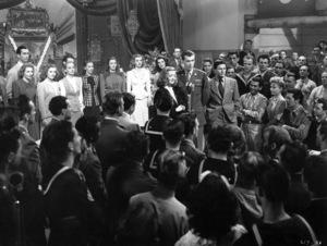 """Hollywood Canteen""Bette Davis, John Garfield1944 / Warner - Image 3863_0001"