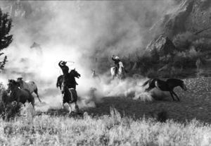 WesternsHorse Ranch in Bend, OregonSeptember 2000 © 2000 Gene Trindl - Image 3888_0014