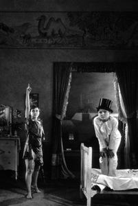 """Peter Pan""Betty Johnson and Jack Murphy1924 - Image 3897_0001"