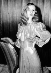 Veronica Lake, c. 1941.**I.V. - Image 3912_0183