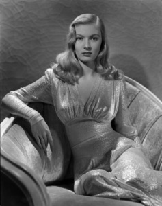 """Veronica Lake in a publicity photo for """"This Gun for Hire""""1942Photo by Eugene R. Richee** I.V. - Image 3912_0217"""