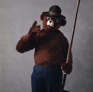 Smokey the Bear1972© 1978 Sid Avery - Image 3920_0001