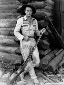 John Wayne, BIG TRAIL, THE, Fox, 1930, **I.V. - Image 3930_0010
