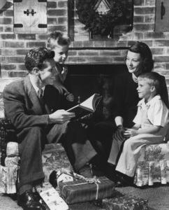 """The Adventures of Ozzie & Harriet""Ozzie Nelson, Harriet Hilliard, David Nelson, Ricky Nelsoncirca 1955 - Image 3933_0026"