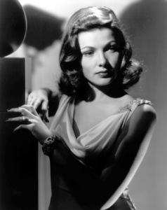 "Gene Tierneypublicity photo for ""Laura""1944 Fox / **I.V. - Image 3940_0028"
