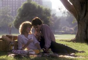 Couples - RomanticIn the ParkApril 1978 © 1978 Sid Avery - Image 3952_0061