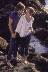 Couples - RomanticBy the OceanSeptember 1978 © 1978 Sid Avery - Image 3952_0167