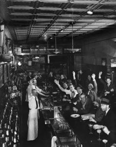 New York City bar1942 © 1978 Sid Avery - Image 3954_0020