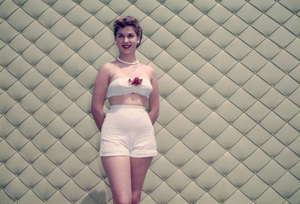 Fashion CategoryPhotos for the Blue Book Modeling Agencycirca Mid 1950