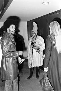 """Muhammad Ali vs. Joe Frazier""Aretha Franklin1971 © 1978 Gunther - Image 3956_0961"