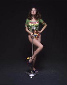 """""""Fashion"""" Cristina Ferrare 1972 © 1978 Sid Avery - Image 3956_0968"""