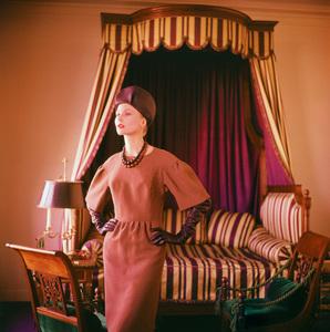 Fashionmodelcirca 1960 © 2008 Mark Shaw - Image 3956_0991