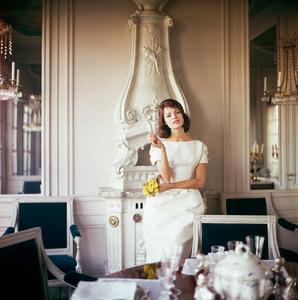 Fashion modelcirca 1960 © 2008 Mark Shaw - Image 3956_0996