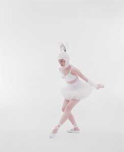 Ballerina circa 1955 © 2008 Mark Shaw  - Image 3956_1003
