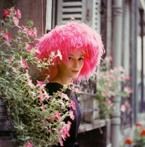 Fashion modelcirca 1955 © 2008 Mark Shaw - Image 3956_1009