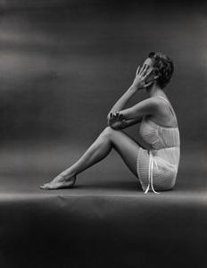 Fashion modelcirca 1952 © 2008 Mark Shaw  - Image 3956_1022