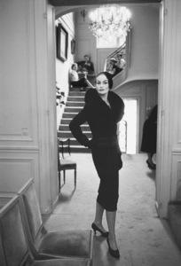 Dior fashion model wearing an ensemble from Dior