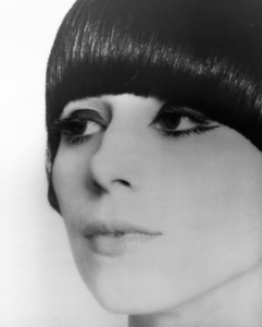 Sheryl Deauville posing for Vidal Sassooncirca 1960s  ** Sheryl Deauville Collection - Image 3956_1213