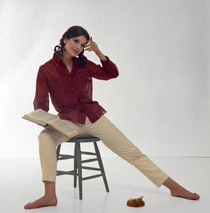 Fashion (Carla Borelli)1965© 1978 Sid Avery - Image 3956_1281