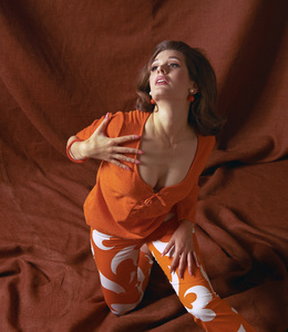Fashion (Carla Borelli)1965© 1978 Sid Avery - Image 3956_1283
