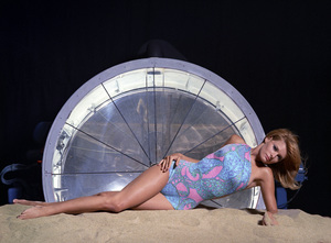 Fashion (Jackie Ray for Cole of California bathing suits)1965© 1978 Sid Avery - Image 3956_1293