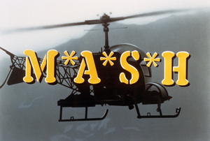 """M*A*S*H"" (title sequence)1972 - Image 3958_0002"