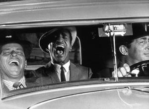"""Robin and the Seven Hoods"" Frank Sinatra, Sammy Davis Jr., Dean Martin 1964 Warner Bros. - Image 3960_0002"
