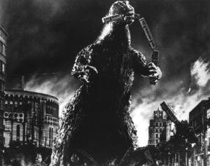 """Godzilla,"" c. 1956. - Image 3963_0066"