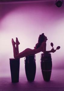 Musical Instruments circa 1950s© 1978 Gene Howard - Image 3965_0110