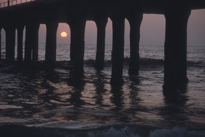 Scenics Manhattan Beach1964 © 1978 Sid Avery - Image 3969_0009