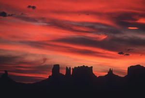 Scenics Monument Valley Utah 1974 © 1978 Sid Avery - Image 3969_0014
