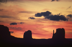 Scenics (Monument Valley, Utah)1974© 1978 Sid Avery - Image 3969_0015
