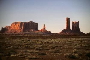 Scenics (Monument Valley, Utah)1974© 1978 Sid Avery - Image 3969_0036