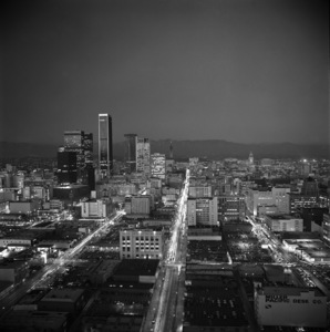 Downtown Los Angeles1973 © 1978 Sid Avery - Image 3969_0060