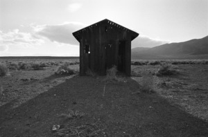 Old shack in Death Valleycirca 1978© 1978 Ed Thrasher - Image 3969_0063