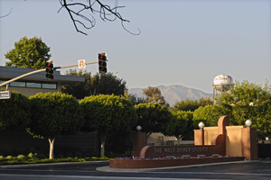 The Walt Disney Studios in Burbank, California2009 © 2009 Andrew Howick - Image 3972_0023