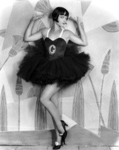 """Louise Brooks""""Now We"""