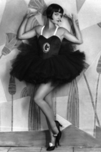 "Louise Brooks in ""Now We"