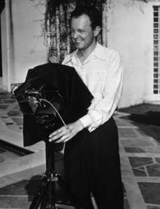 Photographer John Engsteadcirca 1947Photo by Sterling Trevor - Image 3980_0006