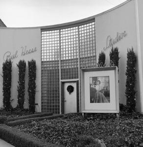 Paul Hesse Studios (La Cienega & Sunset Blvd.)circa 1950s© 1978 Paul Hesse - Image 3985_0088