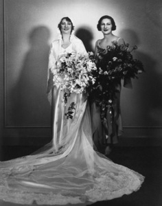 Edith (Edie) Mayer and Irene Mayer Selznickcirca 1920s - Image 4006_0012