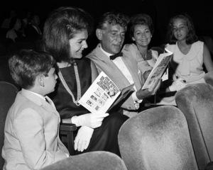 Jacqueline KennedyC. 1965**I.V. - Image 4027_0140
