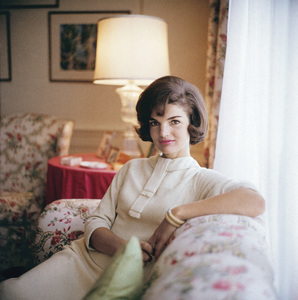 Jacqueline Kennedy at the White House1961© 2011 Mark Shaw - Image 4027_0148