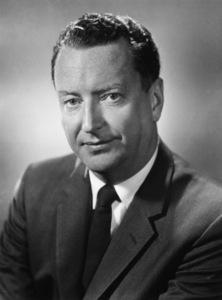 Julian B. Goodman (President, National Broadcasting Company)circa 1960s - Image 4029_0001
