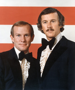 """""""The Smothers Brothers Comedy Hour""""Dick Smothers, Tom Smotherscirca 1970Photo by Herb Ball - Image 4085_0003"""
