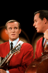"""""""Smothers Brothers Comedy Hour, The""""Tom & Dick Smothers 1967 CBS © 1978 GuntherMPTV - Image 4085_0014"""