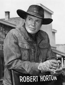"""""""A Man Called Shenandoah""""Robert Hortoncirca 1965 - Image 4107_0002"""