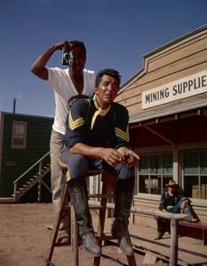 """Sergeants 3""Sammy Davis Jr., Dean Martin1962 United Artists © 1978 Ted Allan - Image 4115_0015"
